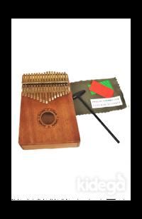 Kalimba 17 Tuşlu Baş Parmak Piyanosu