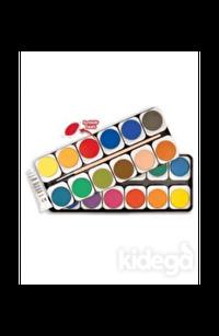 Lets Sulu Boya Değişebilir Tablet 24 Renk L-10524