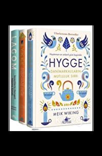 Hygge-Lykke-Lagom Set (3 Kitap Takım)
