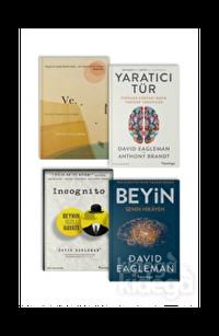 David Eagleman Seti (4 Kitap Takım)