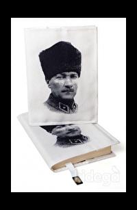 Kitap Kılıfı - Atatürk