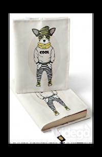 Kitap Kılıfı - Cool
