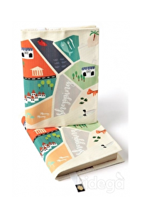 Kitap Kılıfı - Adalar