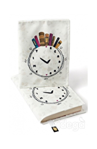 Kitap Kılıfı - Reading Time