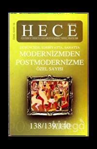 Hece Aylık Edebiyat Dergisi Özel Sayı: 16 - 138/139/140 - 2008 (Ciltsiz)