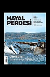 Hayal Perdesi İki Aylık Sinema Dergisi Sayı: 44 / Ocak - Şubat 2015
