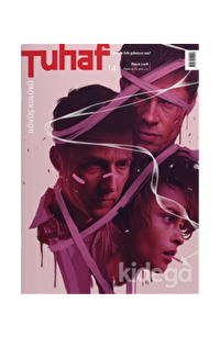 Tuhaf Dergi Sayı: 14 Mayıs 2018