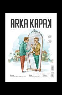 Arka Kapak Dergisi Sayı : 2 Kasım 2015