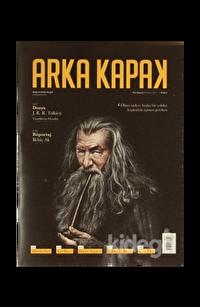 Arka Kapak Dergisi Sayı : 22 Temmuz 2017