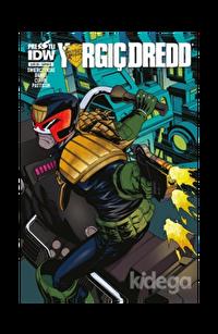 Yargıç Dredd Sayı: 6 - Kapak B