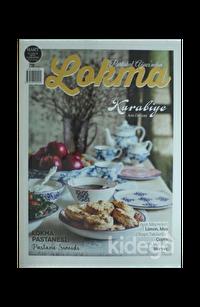 Lokma Aylık Yemek Dergisi Sayı: 28 Mart 2017