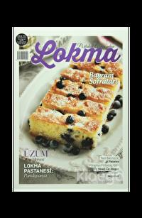 Lokma Aylık Yemek Dergisi Sayı: 22 Eylül 2016