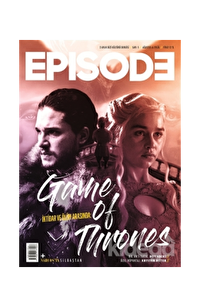 Episode Dizi Kültürü Dergisi Sayı : 5 Ağustos - Eylül 2017