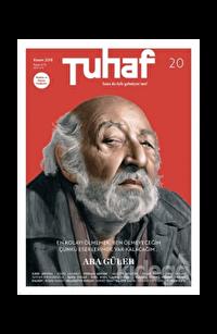 Tuhaf Dergi Sayı: 20 Kasım 2018