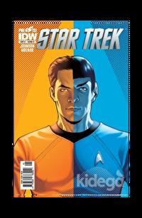Star Trek Sayı: 1 - Kapak B