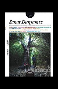 Sanat Dünyamız İki Aylık Kültür ve Sanat Dergisi Sayı: 177 Temmuz-Ağustos 2020