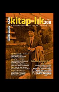 Kitap-lık Dergisi Sayı: 208 Mart - Nisan 2020