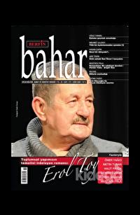 Berfin Bahar Aylık Kültür Sanat ve Edebiyat Dergisi Sayı: 272 Ekim 2020