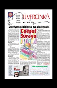 Üvercinka Dergisi Sayı: 75 Ocak 2021