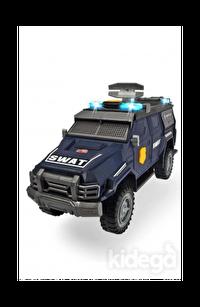 Dickie Toys Polis Aracı - Sesli ve Işıklı