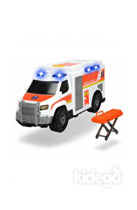Dickie Toys Ambulans - Sesli ve Işıklı