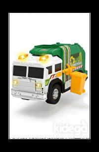 Dickie Toys Işıklı Çöp Kamyonu