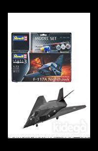 Revell Model Set F-117 Stealth Fıghter