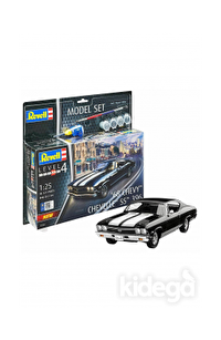 Revell Maket Set 68 Chevy Chevelle SS