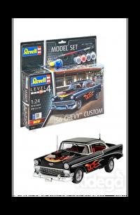 Revell Model Set 56 Chevrolet Bel Air