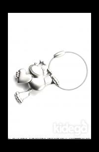 King Frog Anahtarlık