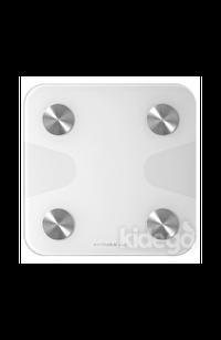 Momax Lite Tracker Iot Yağ Ölçer Foksiyonlu Akıllı Tartı Beyaz
