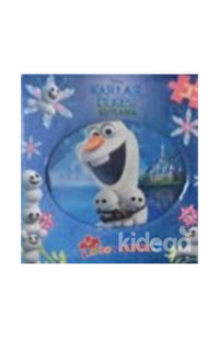 Disney Karlar Ülkesi Kutlama İlk Yapboz Kitabım
