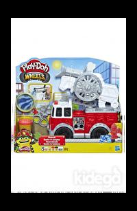 Play-Doh Çalışkan İtfaiye Aracı Oyun Hamuru Seti