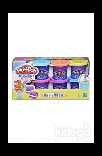 Play-Doh Plus Yumuşak Hamur 8'li