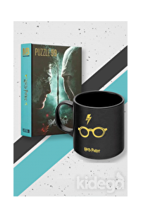 Mabbels Harry Potter Puzzle ve Kupa Seti