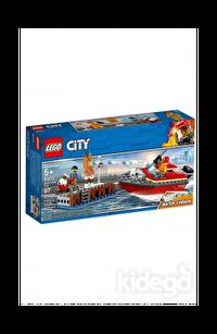 Lego City Rıhtım Yangını