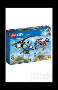 Lego City Gökyüzü Polisi İnsansız Hava Aracı Takibi