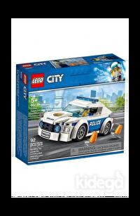 Lego City Polis Devriye Arabası Yapım Seti