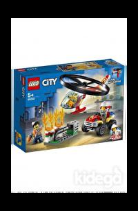 Lego City İtfaiye Helikopteri Müdahalesi
