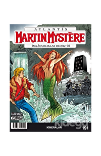 Martin Mystere Sayı: 191