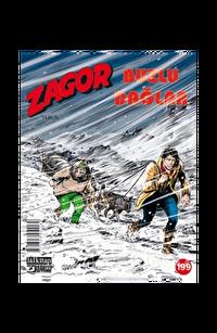 Zagor Sayı 199 - Buzlu Dağlar