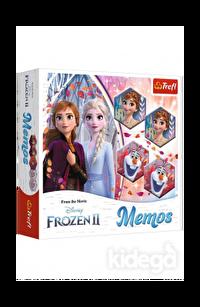 Trefl Disney Frozen II Memos Game