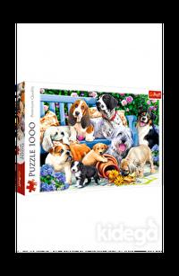 Trefl Puzzle Dog In The Garden 1000 Parça