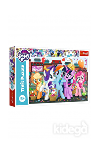 Trefl Puzzle My Little Pony Ponies While Shopping 160 Parça