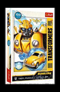 Trefl Puzzle Transformers Bumblebee Transformation 100 Parça