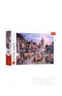 Trefl Puzzle Funfair 3000 Parça