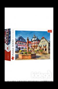 Trefl Puzzle Market Square 3000 Parça