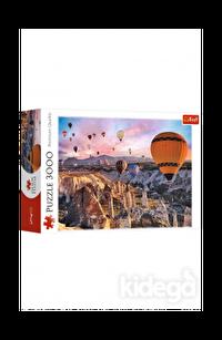 Trefl Puzzle Balloons Over Cappadocia 3000 Parça