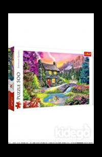 Trefl Puzzle Mountain Idyll 500 Parça