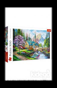 Trefl Puzzle Woodland Seclusion 500 Parça